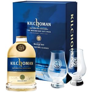 WHISKY BOURBON SCOTCH Coffret Whisky KILCHOMAN Single Malt Machir Bay