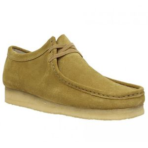 VIS - CACHE-VIS Chaussures à lacets CLARKS ORIGINALS Wallabee velo