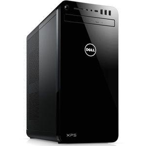 UNITÉ CENTRALE  DELL PC de Bureau XPS 8930 - Core i7-8700 - RAM 8G