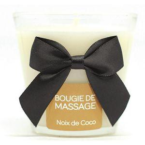 MASSAGE - BOUGIE Bougie de massage - Noix de coco