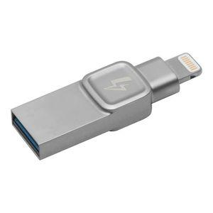 DISQUE DUR SSD Kingston DataTraveler BOLT Duo Clé USB 128 Go USB