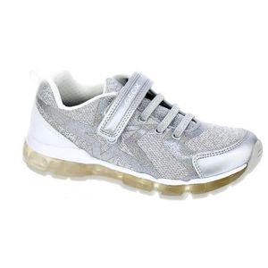 Geox Android 27 Argent Baskets Fille 6On0xxz
