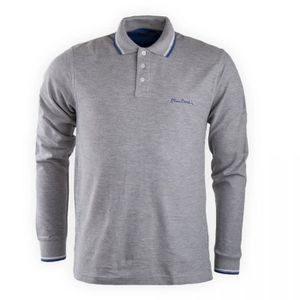 POLO Polo manches longues homme PIERRE CARDIN