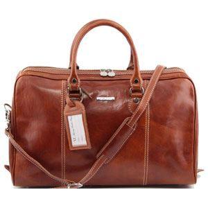 Tuscany Leather - Sac de voyage en cuir - Miel - Homme o6bdj1Fo0c