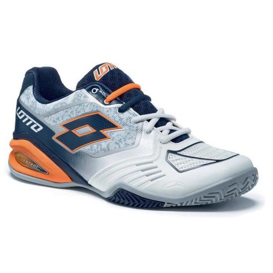 Chaussures Clay homme Tennis Lotto Stratosphere Ii Clay Chaussures - Prix pas cher 1499cf
