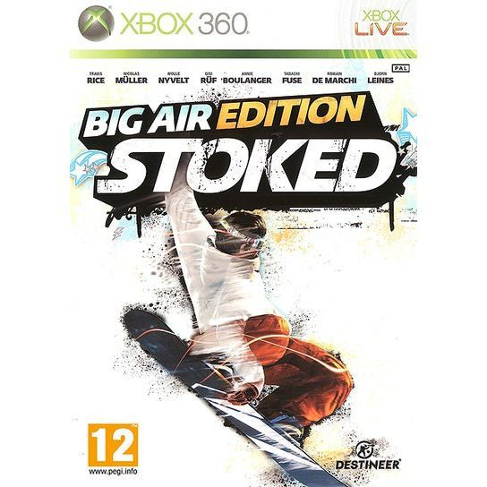 JEUX XBOX 360 STOKED : BIG AIR EDITION / Jeu console X360