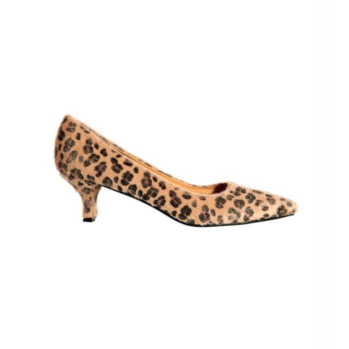 Escarpins Leopard Achat Vente Pas Cher