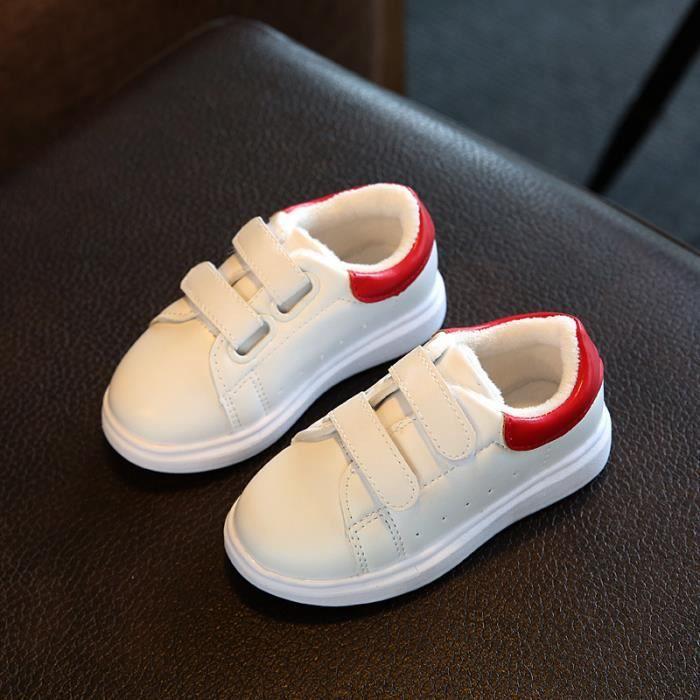 Baskets pour unisex chaussures enfants sport Conservez les de Plus de Hiver décontractées coton rOqFv7Wrw