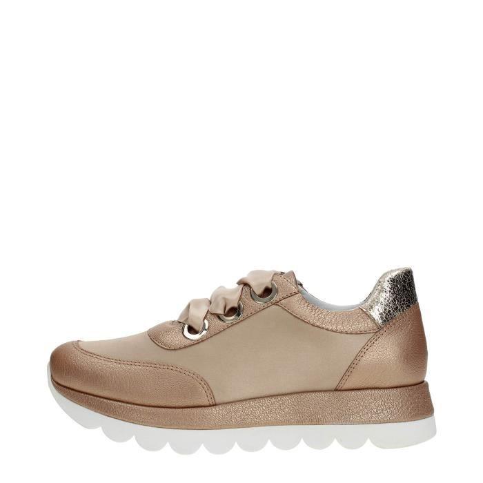 CafèNoir Sneakers Femme BEIGE, 36