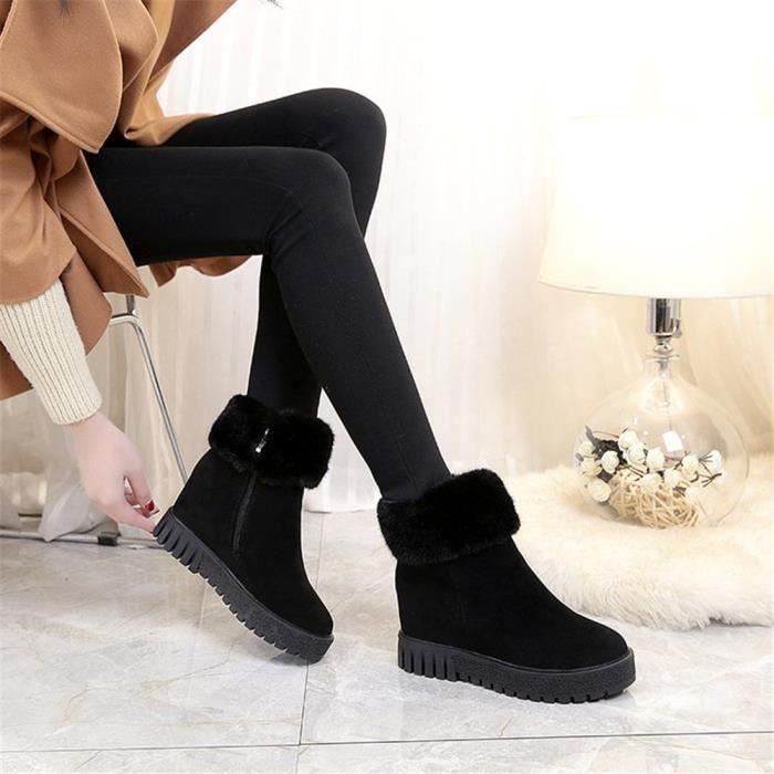 Bottes De Neige Nouvelle Mode Haut Qualité Marque De Luxe Chaussure Plus De Couleur Grande Taille 35 40