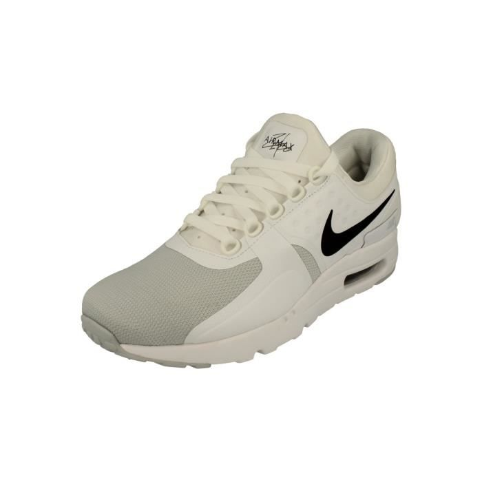 Nike Air Max Zero Essential homme Running Trainers 876070