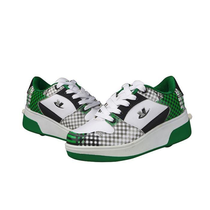Mode respirante chaussures à roulettes enfants ... F6OBJ7qKl