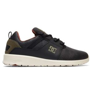DC SHOES Heathrow Chaussure Homme - Taille 42.5 - ROUGE GzaqY5C