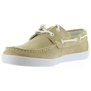 Chaussures bateau pour Homme LACOSTE 33CAM1010 KEELLSON A75 NATURAL WeJdfSznW8