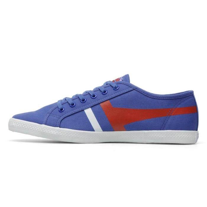 Chaussure Basse Gola Quattro Reflex Blue Red White Homme 43