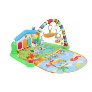 TAPIS ÉVEIL - AIRE BÉBÉ Tapis d activité bébé Aire de jeux bébé Piano à ... 3e398810e076