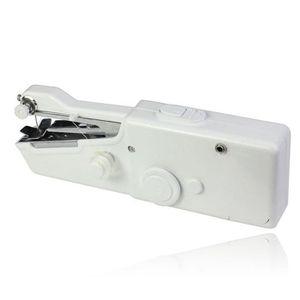 MACHINE À COUDRE Portable électrique sans fil Machine à coudre port