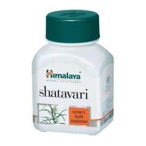 MÉNOPAUSE - ANDROPAUSE Himalaya Herbal Shatavari - Asperges Favorise la P