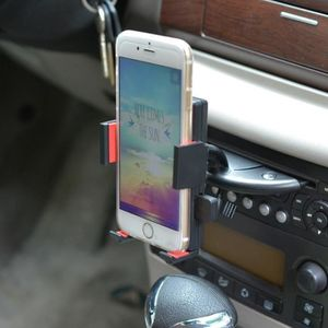Support telephone voiture universel cd slot achat vente pas cher - Porte telephone voiture universel ...
