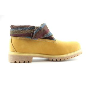 BOTTINE Chaussures Timberland Roll Top Boots