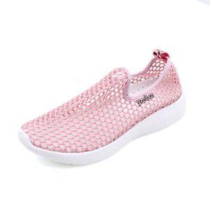 MOCASSIN Sandales Femme chaussures Antidérapant Plus De Cou