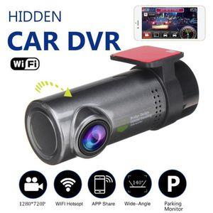 BOITE NOIRE VIDÉO NEUFU Voiture Caméra Embarquée 1080P HD WiFi DVR V