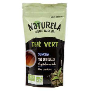 THÉ NATURELA Thé Vert Sencha n°9 Bio 80g