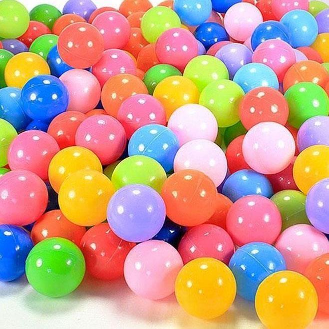 50 balles boules color es de jeu pour piscine achat for Piscine a boule en mousse