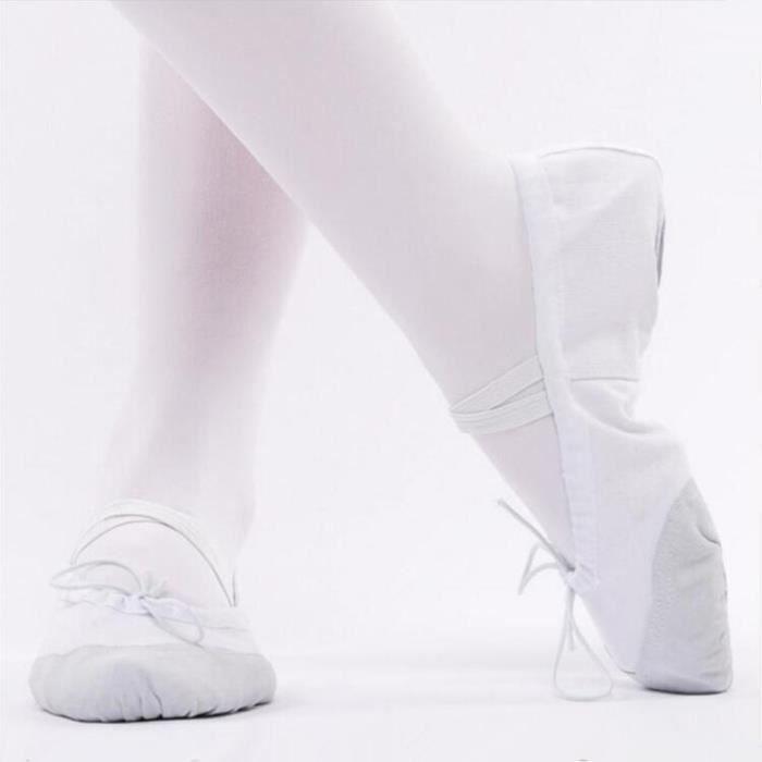 Pied longueur 15-25.5 cm danse ballet chaussures 5H6bsND8