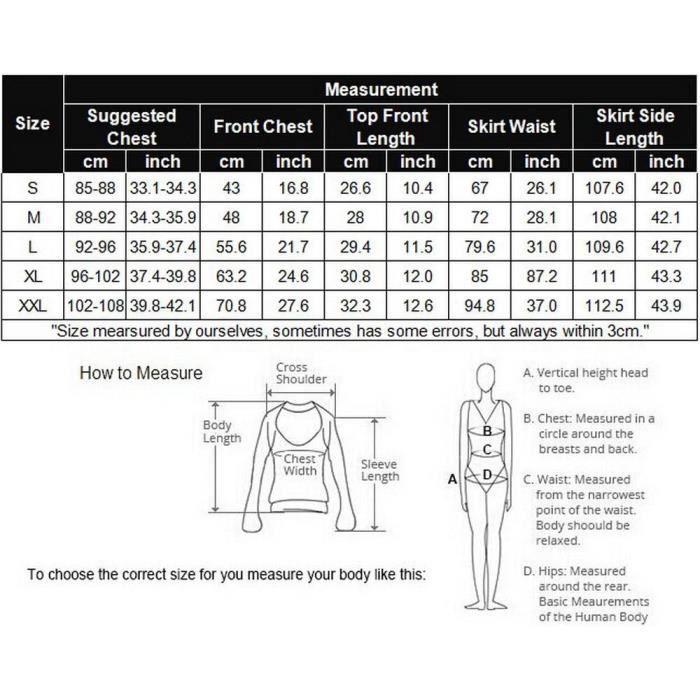 Femmes 2pcs Halter Crop haut+robe longue Maxi Set Spaghetti sangle et Floral