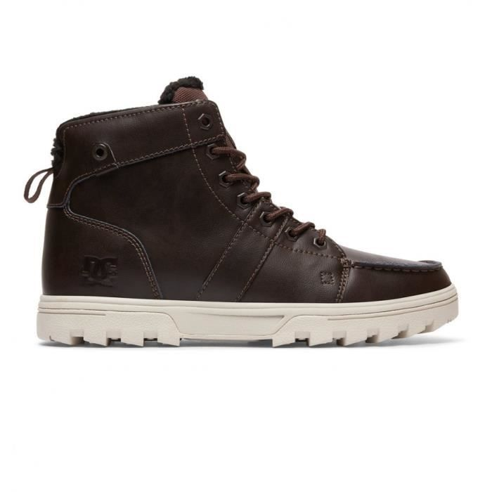 Chaussures DC Woodland Brown Tan Btn