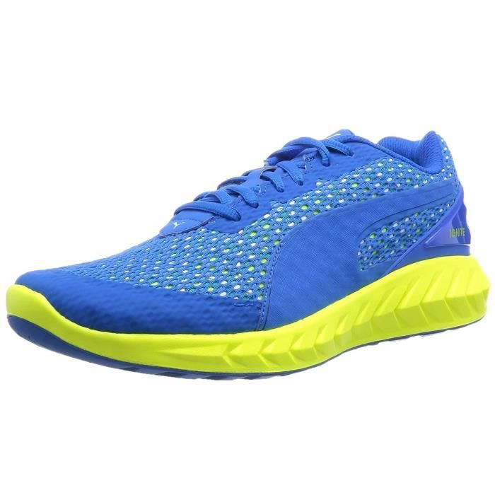 Ignite Mode Casual Puma Ultimate Chaussures Homme De RunningBaskets Pour Et Femme Basses Layered Sport UzVGMpqS