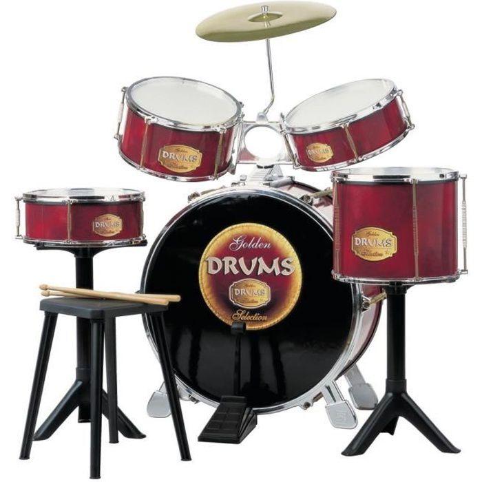 instrument de musique batterie adulte achat vente jeux. Black Bedroom Furniture Sets. Home Design Ideas