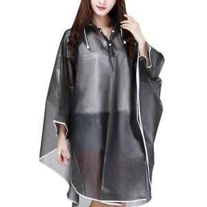 impermeable femme avec capuche transparent achat vente. Black Bedroom Furniture Sets. Home Design Ideas