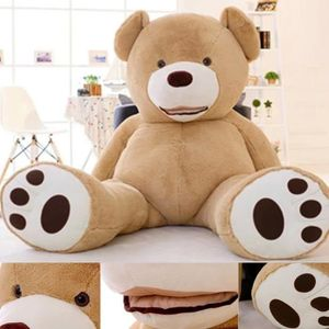 peluche geante gonflable
