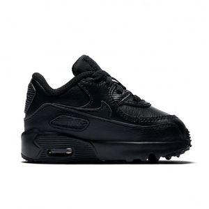 ... BASKET Nike - Baskets Air Max 90 Leather Enfants (TD) - 8 ...