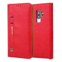 COQUE - BUMPER Case Money Clip protection en cuir pour Samsung Ga