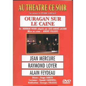 DVD SPECTACLE DVD Ouragan sur le Caine