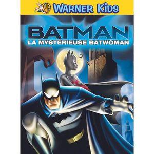 DVD DESSIN ANIMÉ DVD Batman, la mystérieuse Batwoman