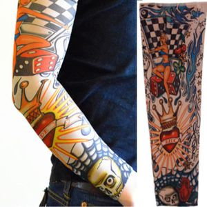 TATOO - BIJOU DE CORPS Cool Body Stickers temporaires Manches Tattoo Mixt
