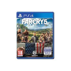 JEU PS4 Far Cry 5 PlayStation 4