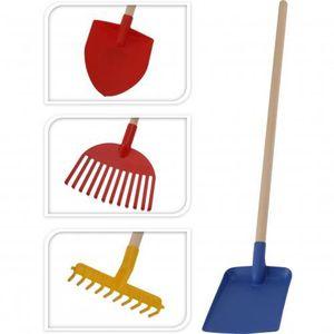 outils de jardinage enfant achat vente jeux et jouets pas chers. Black Bedroom Furniture Sets. Home Design Ideas