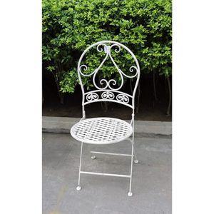 CHAISE Euronovità EN-222265 Chaise avec chaise ronde en f