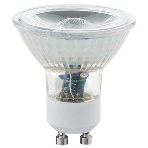 ampoule led gu10 5w 400 lumens achat vente ampoule led. Black Bedroom Furniture Sets. Home Design Ideas