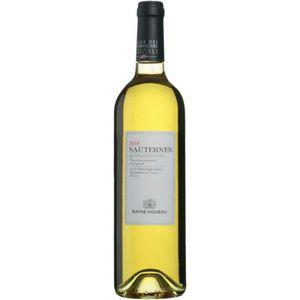 VIN BLANC R.Vigneau Sauternes Vin de Bordeaux Blanc 75 cl