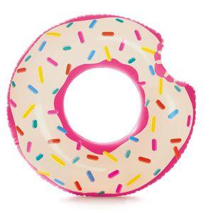 BOUÉE - BRASSARD INTEX Bouée Gonflable Tube Donut - Ø 107 cm