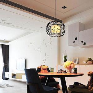 Intérieur Lampe Plafonnier Design Quatre Têtes Rétro Créative IyYgb6vmf7