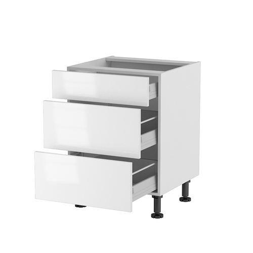 awesome meuble cuisine bas cm tiroir with meuble bas 60 cm