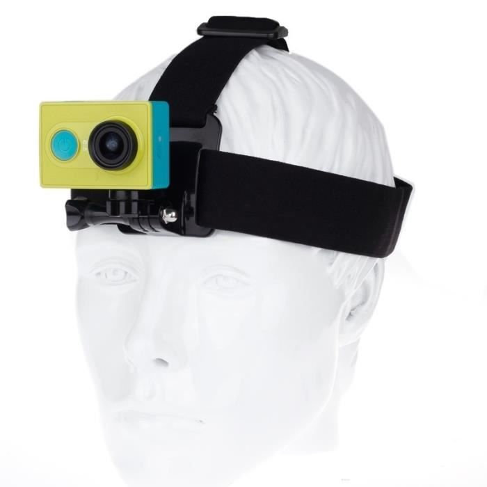section spéciale 100% de qualité supérieure frais frais Bandeau tête Support casque GoPro NEOpine GHS-2 Réglable ...