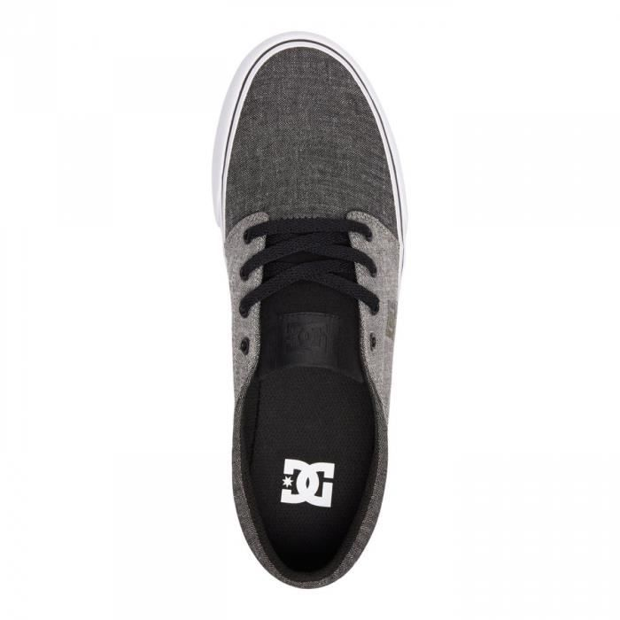 Chaussures Trase Tx Se Black/Battleship- DC Shoes